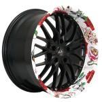 Barracuda Racing Wheels ofera jante desenate cu orice doriti