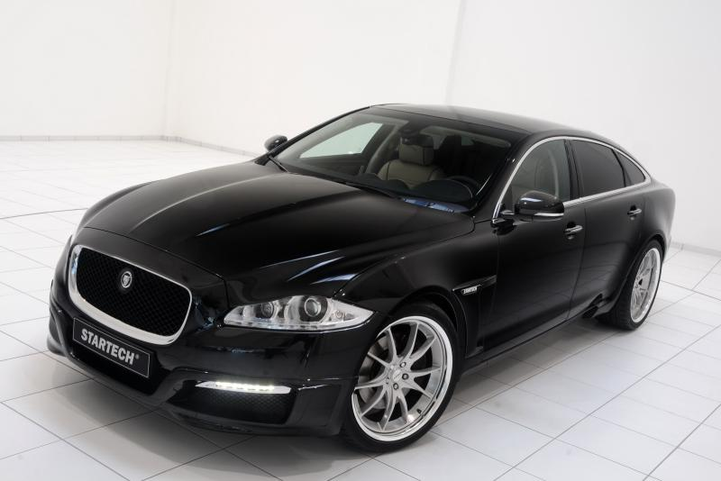 Jaguar Xj tuning