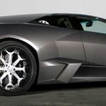 Lamborghini Reventon cu jante Forgiato