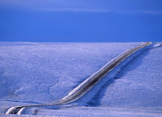 Autostrada James Dalton, Alaska