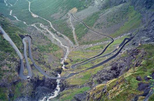 Drumul Trollstingen, Norvegia