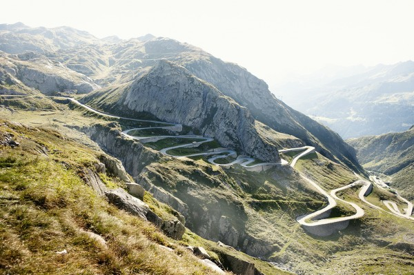 Gotthard Pass, Elveția