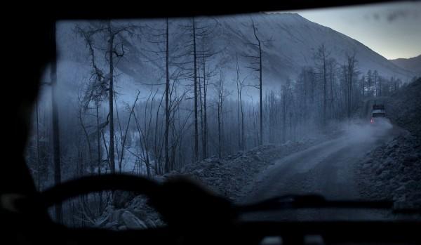 Kolyma Highway, Rusia