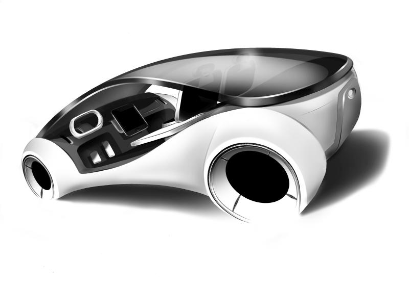 apple icar 3