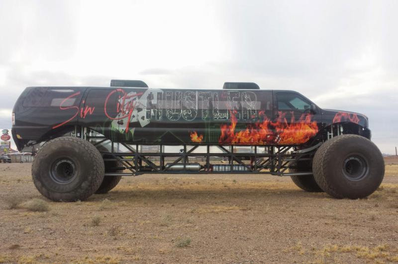 limuzina gigantica ford
