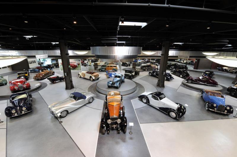 muzeu mullin masini