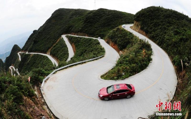 drumul spre paradis china transfagarasan
