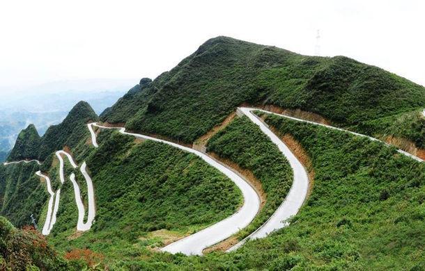 drumul spre paradis china