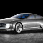 Concept Mercedes-Benz IAA: Un coupe senzual cu forme fluide
