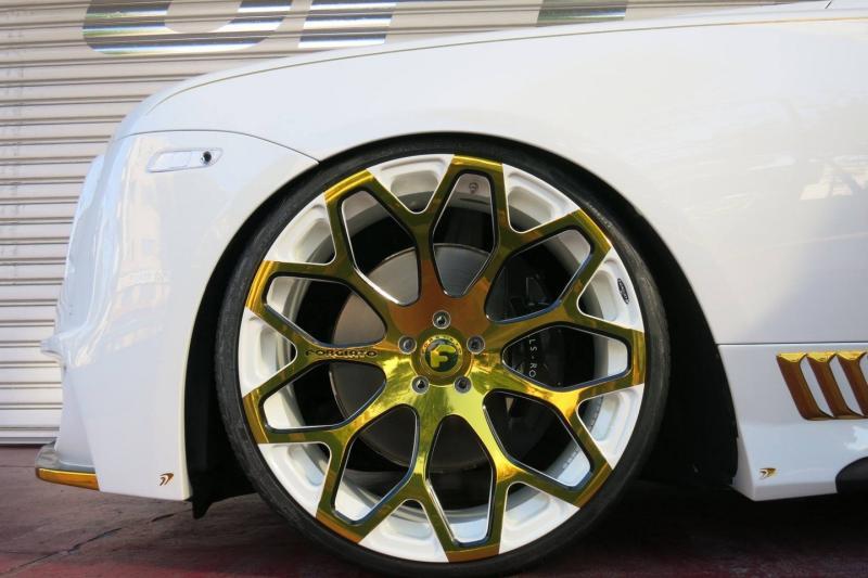 Rolls Royce Wraith tuningat 4