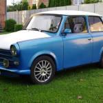 Cum poate un Trabant vechi sa devina o super masina?