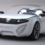 Concept: Cum arata Dacia viitorului ? Dacia SHIFT