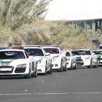 Politia din Dubai: Masini extrem de rare