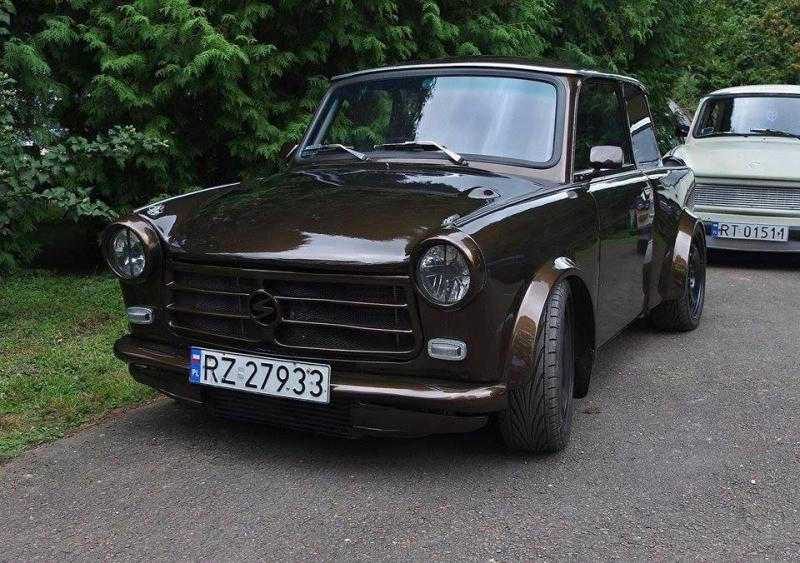 trabant lux