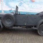 Wanderer W11/1: Masina utilizata de Heinrich Himmler, seful SS al nazistilor