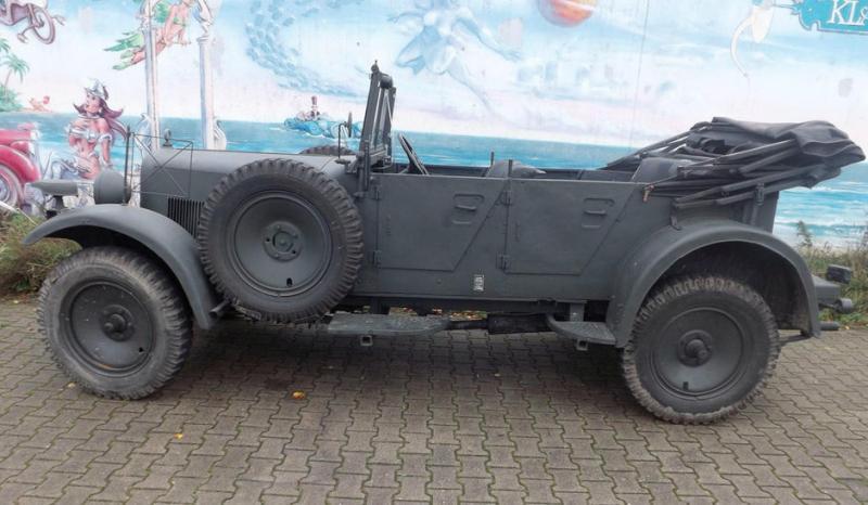 Wanderer W11 1 masina nazista