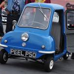 Record! Cea mai mica masina din lume este Peel P50
