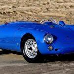 Porsche 550 Spyder din 1955 scos la licitatie de Jerry Seinfeld