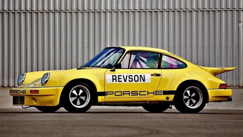 Porsche 911 Carrera 3.0 IROC RSR