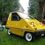Cele mai ciudate si urate masini din industria auto