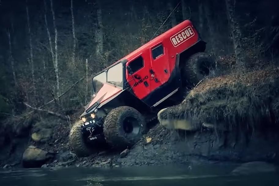 rescue masina 2