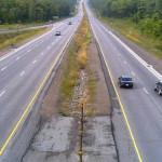 Un rus a vandut bucata cu bucata 50 kilometri de autostrada