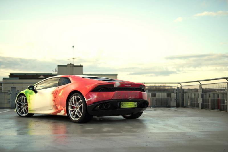 Lamborghini Huracan LP610-4 folie 3