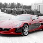 Rimac Concept One: Cea mai scumpa masina electrica din lume