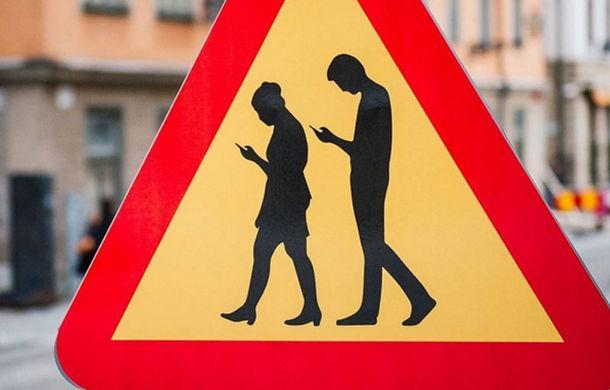 semn circulatie telefon mobil