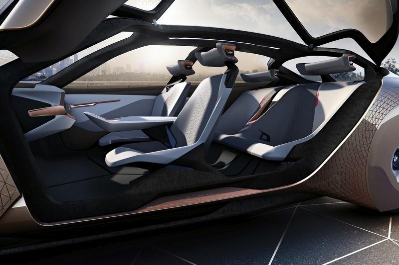 BMW Vision Next 100 concept masina aniversare 4
