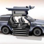 Concept Lincoln Navigator prezentat la Salonul Auto de la New York