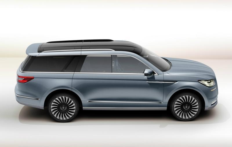 Concept Lincoln Navigator 2
