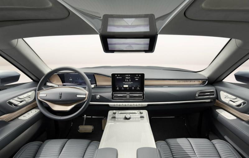 Concept Lincoln Navigator 3