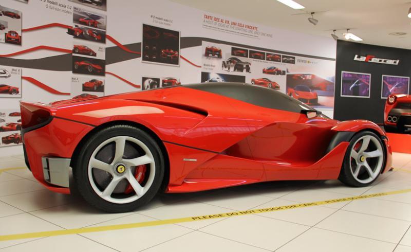 Ferrari F150 Tensostrutura 2