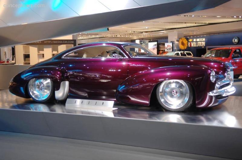Holden Efijy concept masina 4