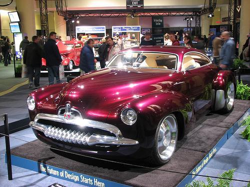 Holden Efijy concept masina