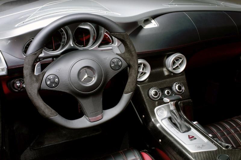 SLR Stirling Moss McLaren (Z199) 2009