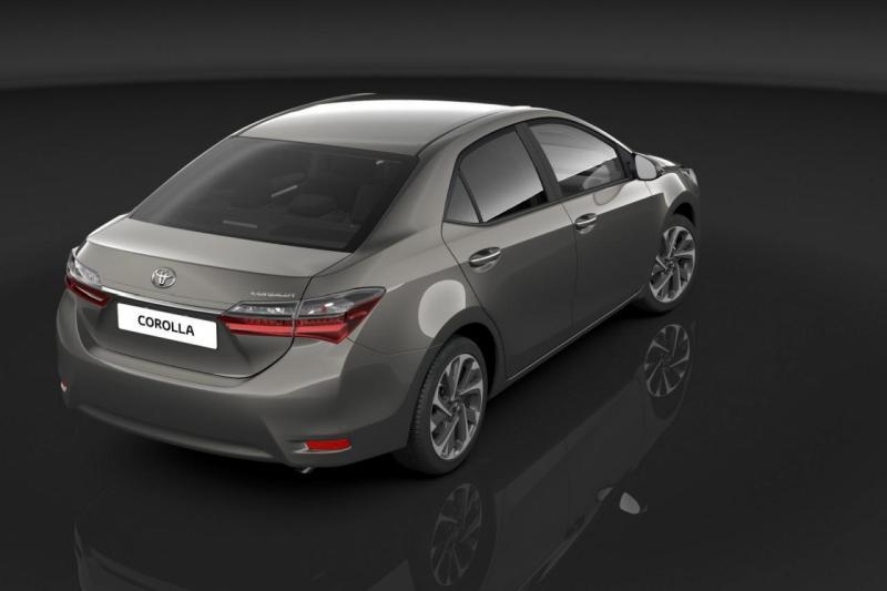 Toyota Corolla facelift 2
