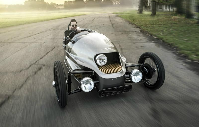 morgan ev3 masina electrica