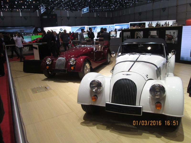 salon auto geneva 2016 morgan 2