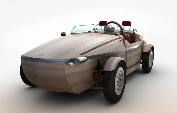 toyota setsuna masina concept lemn