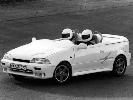 Suzuki Swift Speedster 2