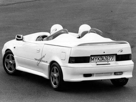 Suzuki Swift Speedster 3