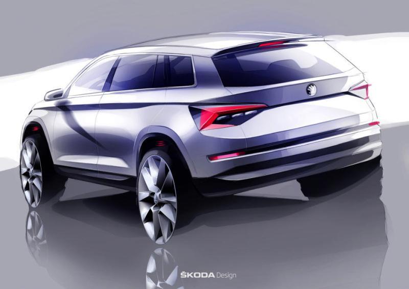 skoda Kodiaq SUV 2