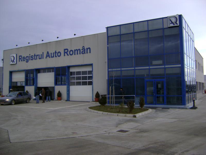 RAR registrul auto roman