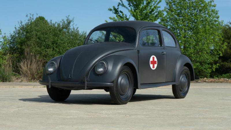 vw beetle hitler kfd 2