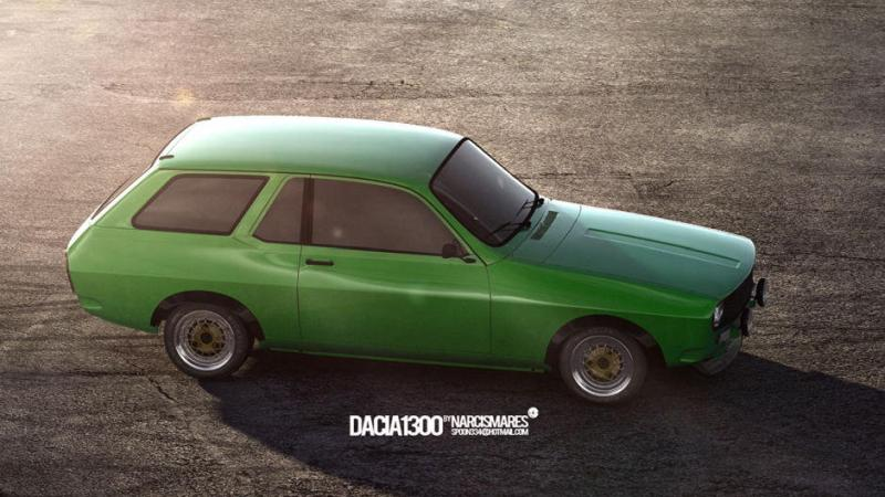 Dacia 1300 Break Coupe 4