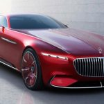 Vision Mercedes-Maybach 6 – O masina exclusivista VIDEO
