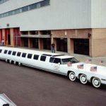 Cea mai lunga masina din lume, cu jacuzzi si pista de elicopter
