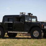 Hummer H1 – Ultima masina detinuta de rapperul Tupac Shakur